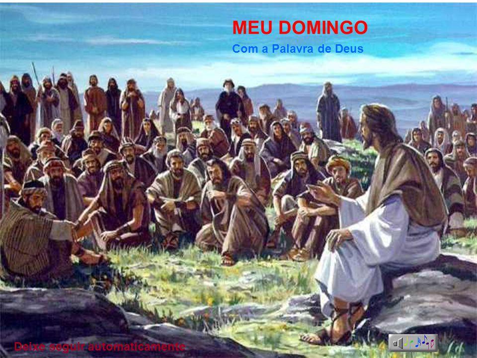 O Evangelho dominical animado em slides.Meditado por: Pe.