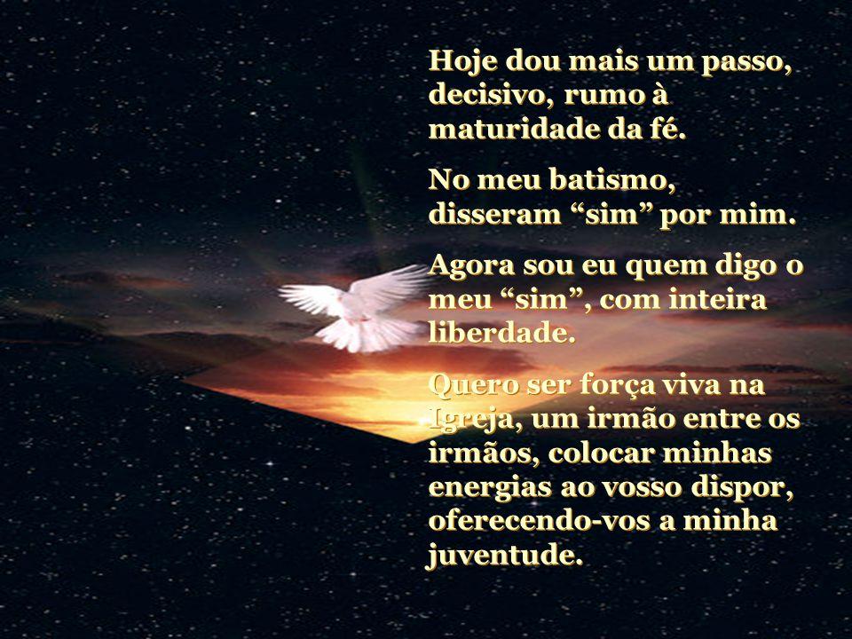 Senhor, meu Deus, doador de todos os dons, louvado sejais, por este dia especial! Senhor, meu Deus, doador de todos os dons, louvado sejais, por este