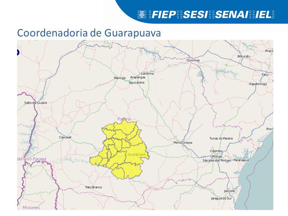 Coordenadoria de Guarapuava
