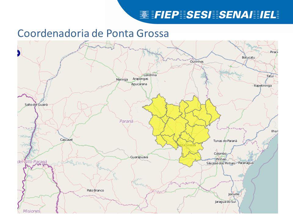 Coordenadoria de Ponta Grossa