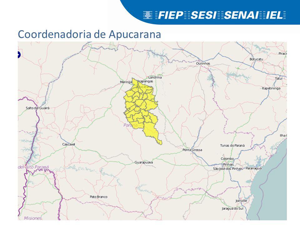 Coordenadoria de Apucarana