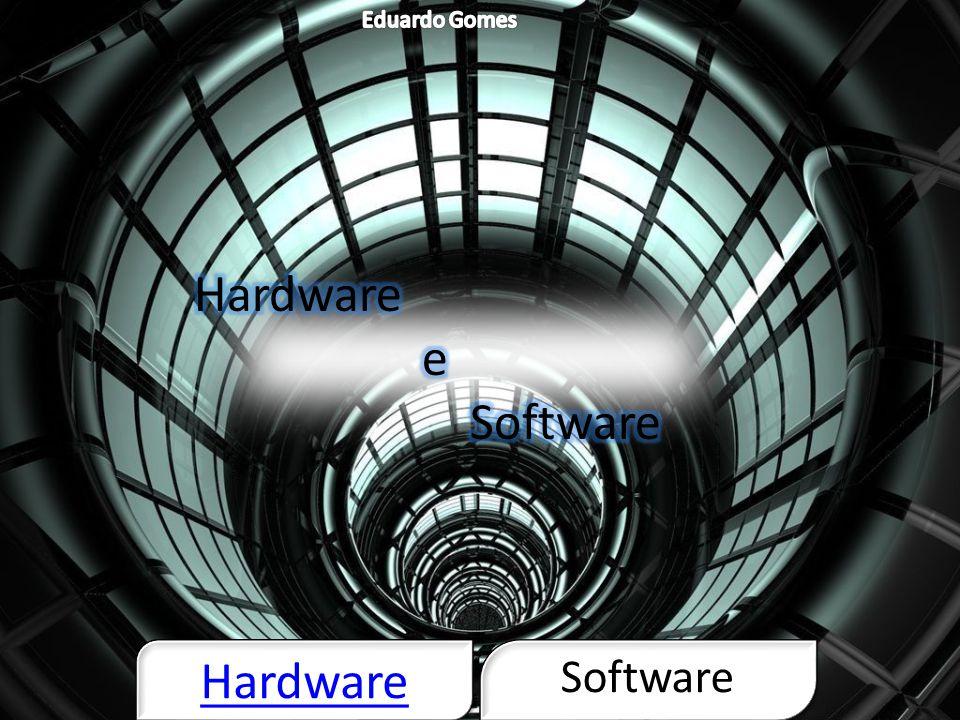 Hardware Software Placa Mãe Processador Disco Rígido Placa Gráfica Placa de Som Dissipador de calor Leitor\gravador de Cd\Dvds\Blu-ray Placa de rede Memória RAM