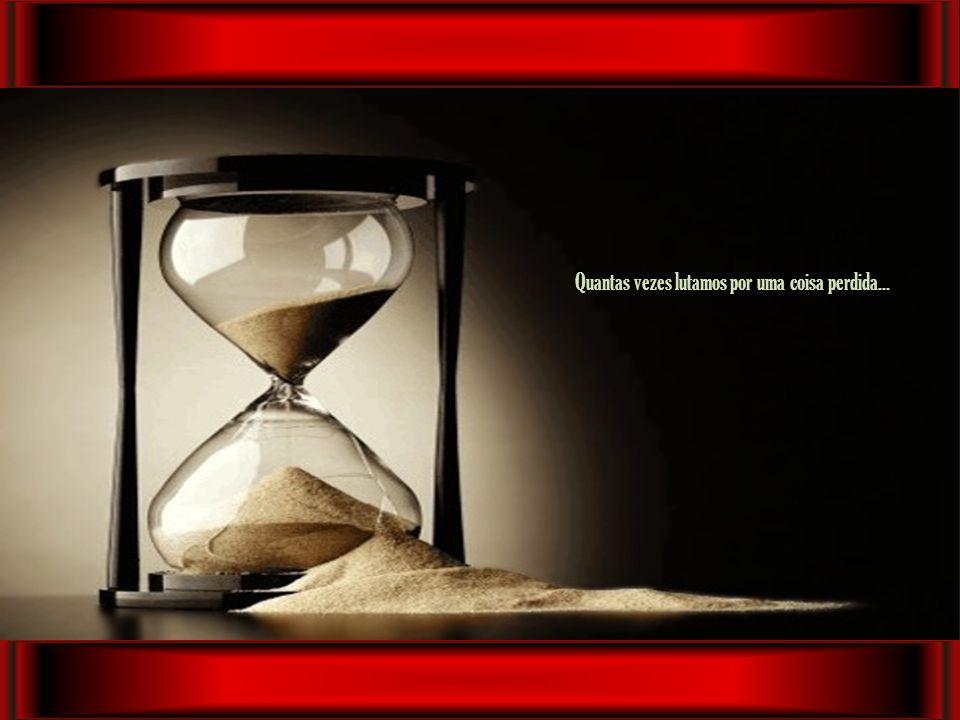 Quantas vezes falamos, sem sermos notados...