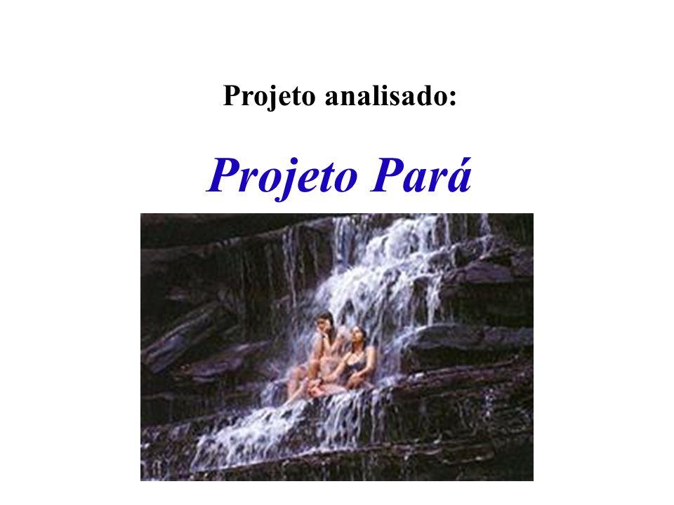 Apresentação I Determinação de área A região abrangida pelo programa inclui, a partir do município de Santarém, os municípios de Monte Alegre, Óbidos, Alenquer e Oriximiná, situados à margem esquerda do rio Amazonas e os municípios de Belterra e Aveiro, à margem do rio Tapajós e BR- 163.
