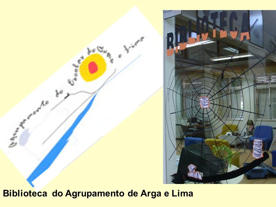 Biblioteca do Agrupamento de Arga e Lima