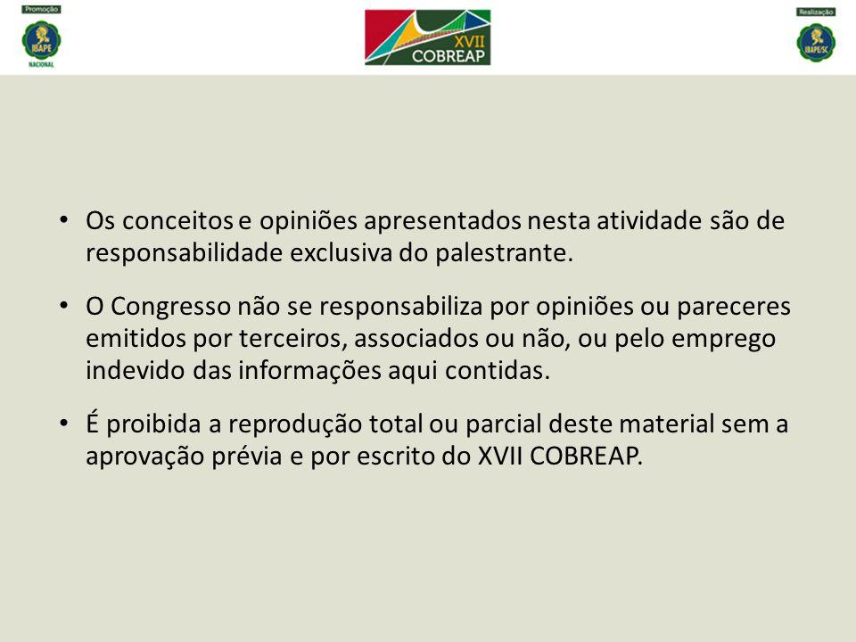 Critério do Eng.José Carlos Pellegrino: rentabilidade I.