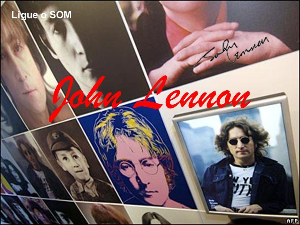 (John Lennon) Formatação M. Silvestre Musica Imagine - John Lennon Produções HUMORDATRETA