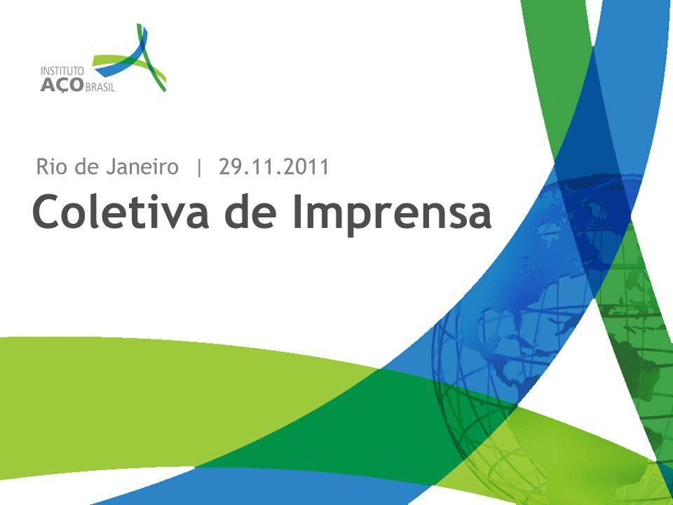 1 Coletiva de Imprensa Rio de Janeiro | 29.11.2011