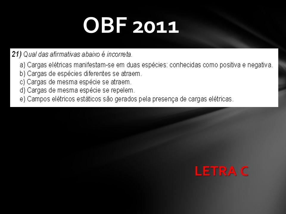 LETRA C OBF 2011