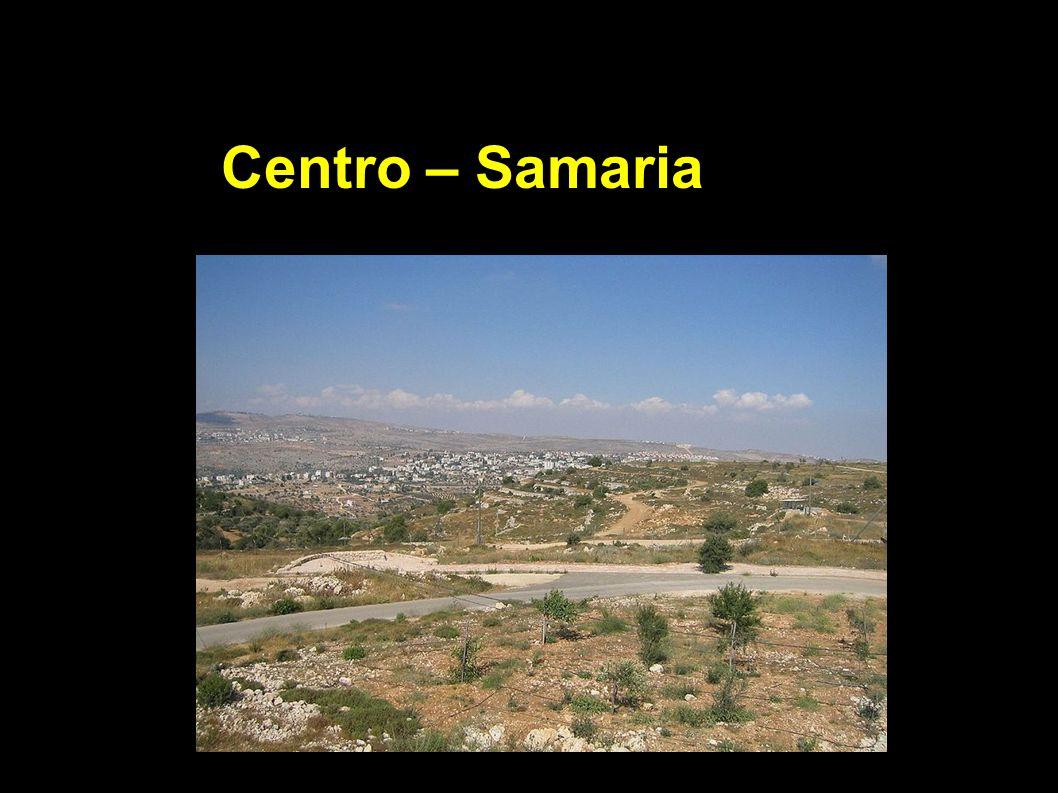 Centro – Samaria