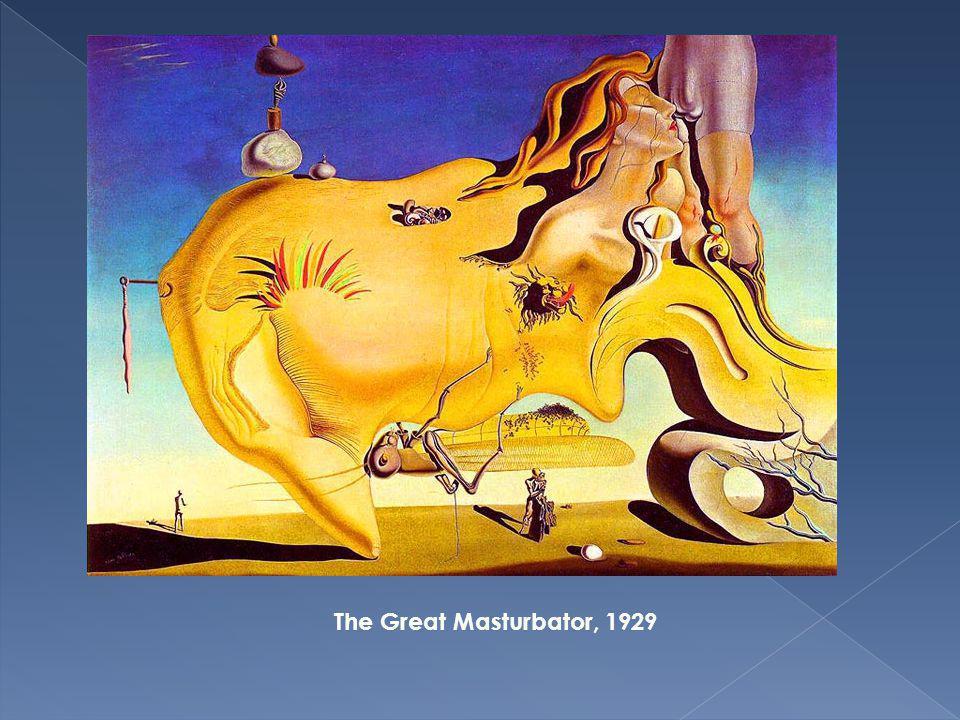 The Great Masturbator, 1929