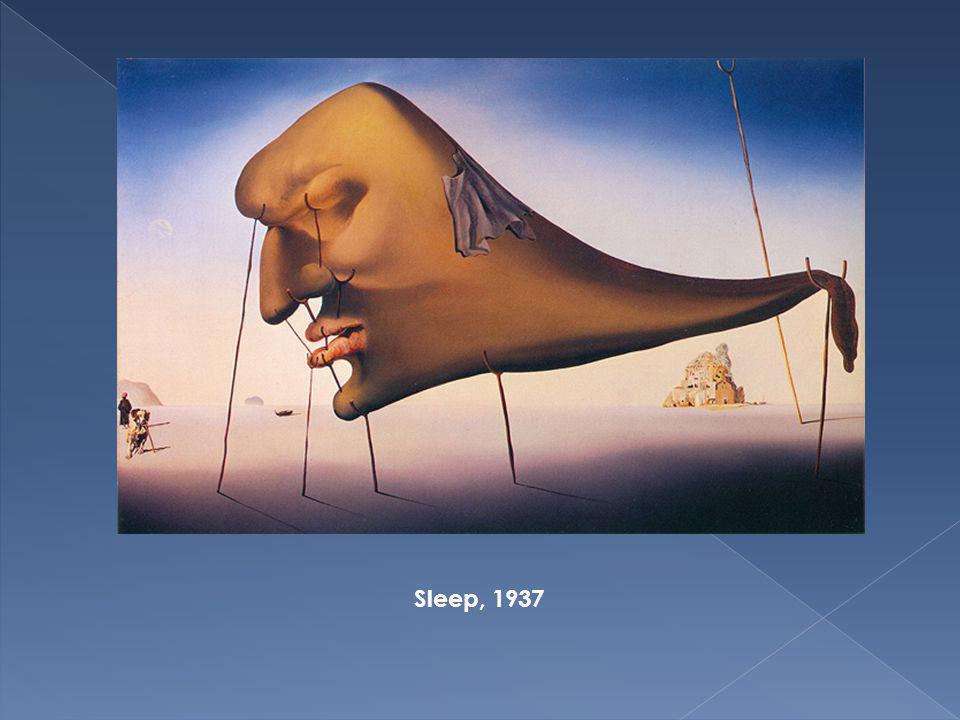 Sleep, 1937