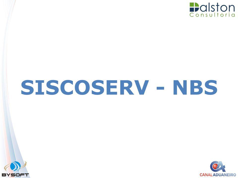 SISCOSERV - NBS