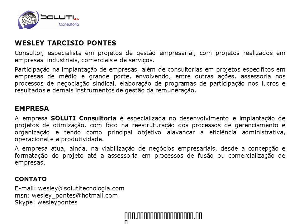 www. soluticonsultoria. co m O que os empreendedores devem ou não fazer? …De fato.
