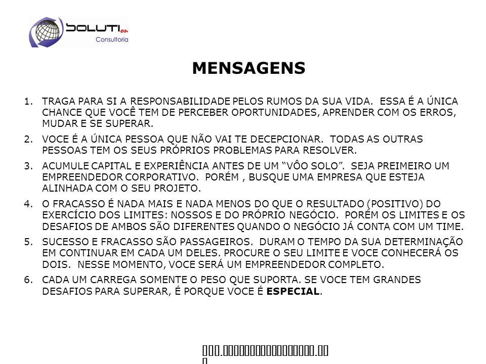 www. soluticonsultoria. co m Bom proveito!