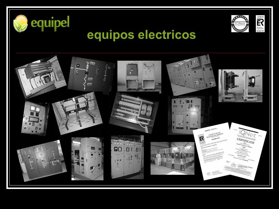 R E F E R Ê N C I A S Mais de 120 Instalações com Celas de Média Tensão em diferentes execuções para:  MINICENTRAIS HIDRÁULICAS  CENTRAIS HIDRÁULICAS  CENTRAIS