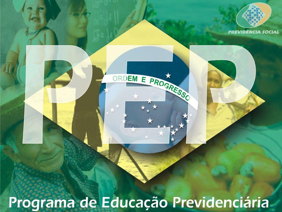 Educação Previdenciária PREVIDÊNCIA SOCIAL INSTITUTO NACIONAL DO SEGURO SOCIAL EducaçãoPrevidenciária Proteção Social segundo Posição na Ocupação - 2009 (Inclusive Área Rural da Região Norte) Fonte: PNAD/IBGE – 2009.