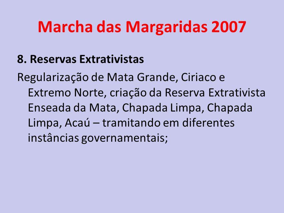 Marcha das Margaridas 2007 8.