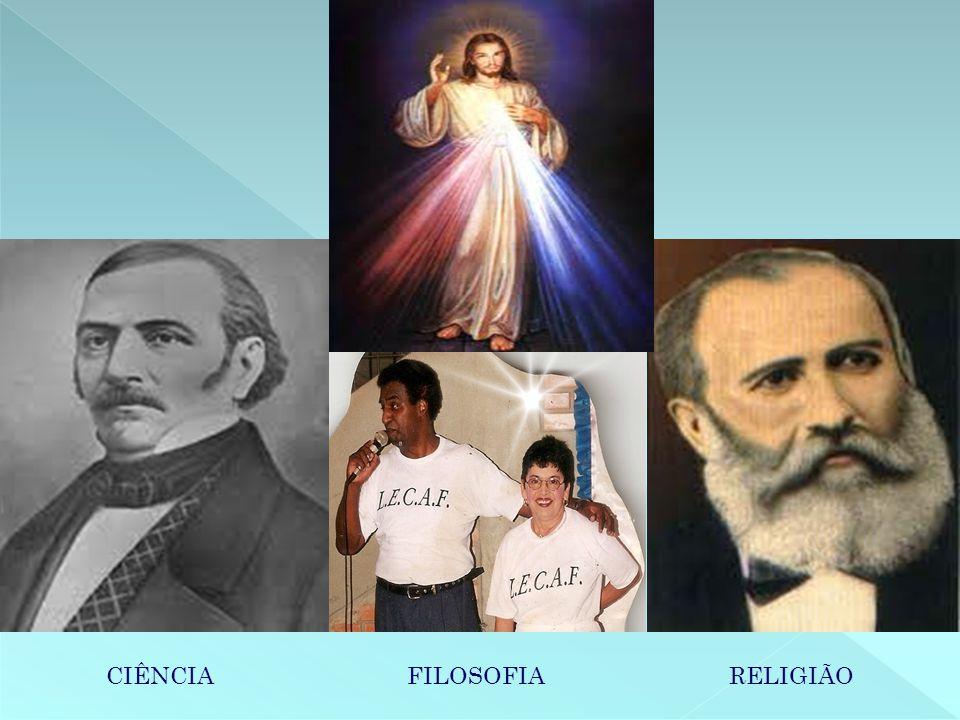 CIÊNCIA FILOSOFIA RELIGIÃO