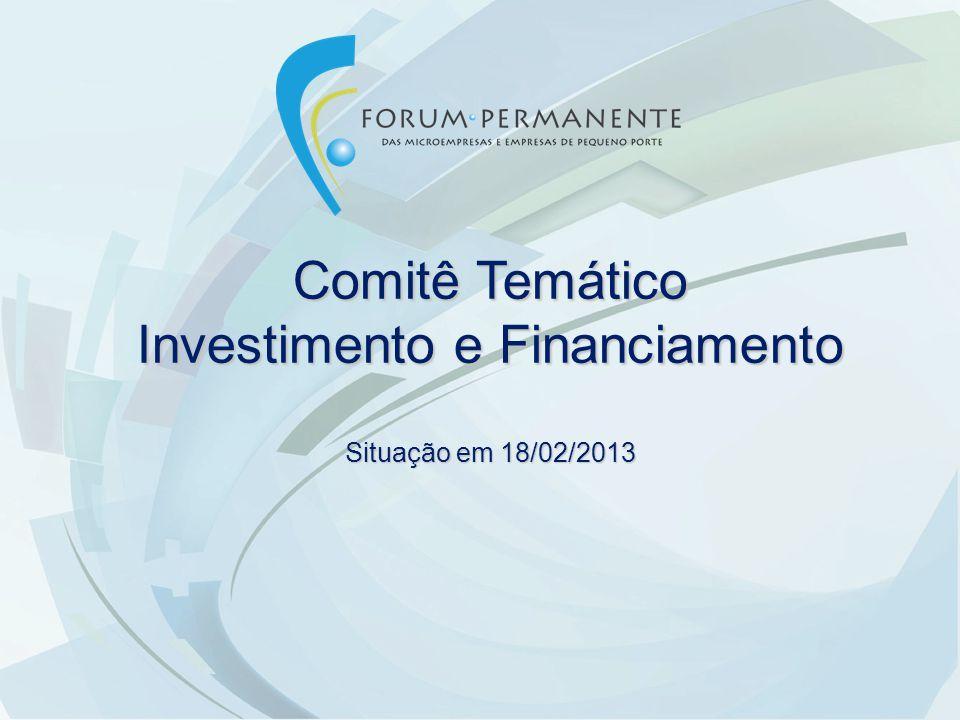 Ação 6 - Atividade Porque ComoQuandoStatus Regulamentar a cédula de crédito micro empresarial e fomentar a criação de instrumento de apoio financeiro - Compras Governamentais.