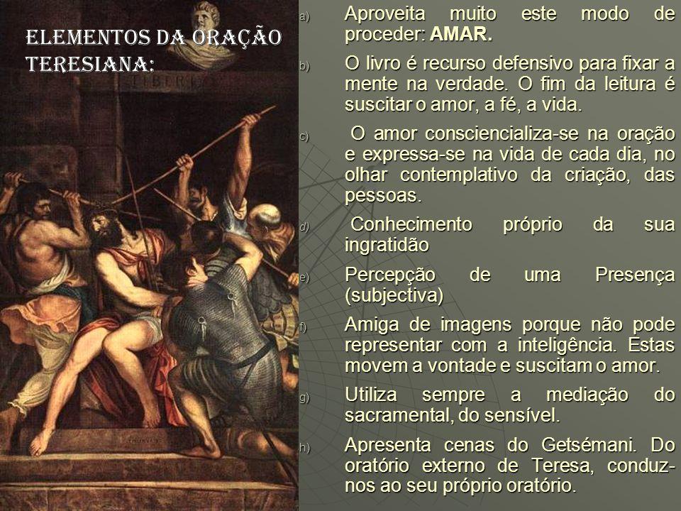 a) Aproveita muito este modo de proceder: AMAR. b) O livro é recurso defensivo para fixar a mente na verdade. O fim da leitura é suscitar o amor, a fé