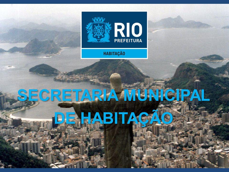 SECRETARIA MUNICIPAL DE HABITAÇÃO SECRETARIA MUNICIPAL DE HABITAÇÃO