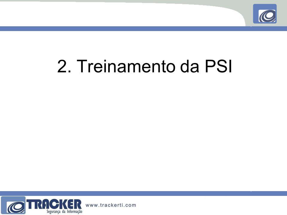 2. Treinamento da PSI