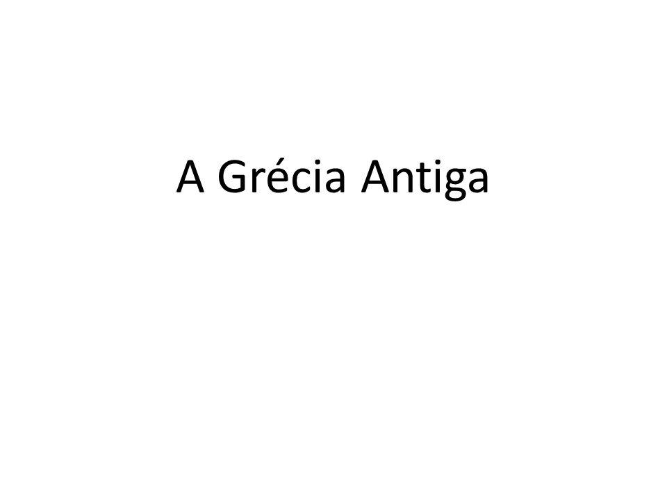 Período Arcaico Ocorreu a desintegração dos genos e o aparecimento de desigualdades sociais.