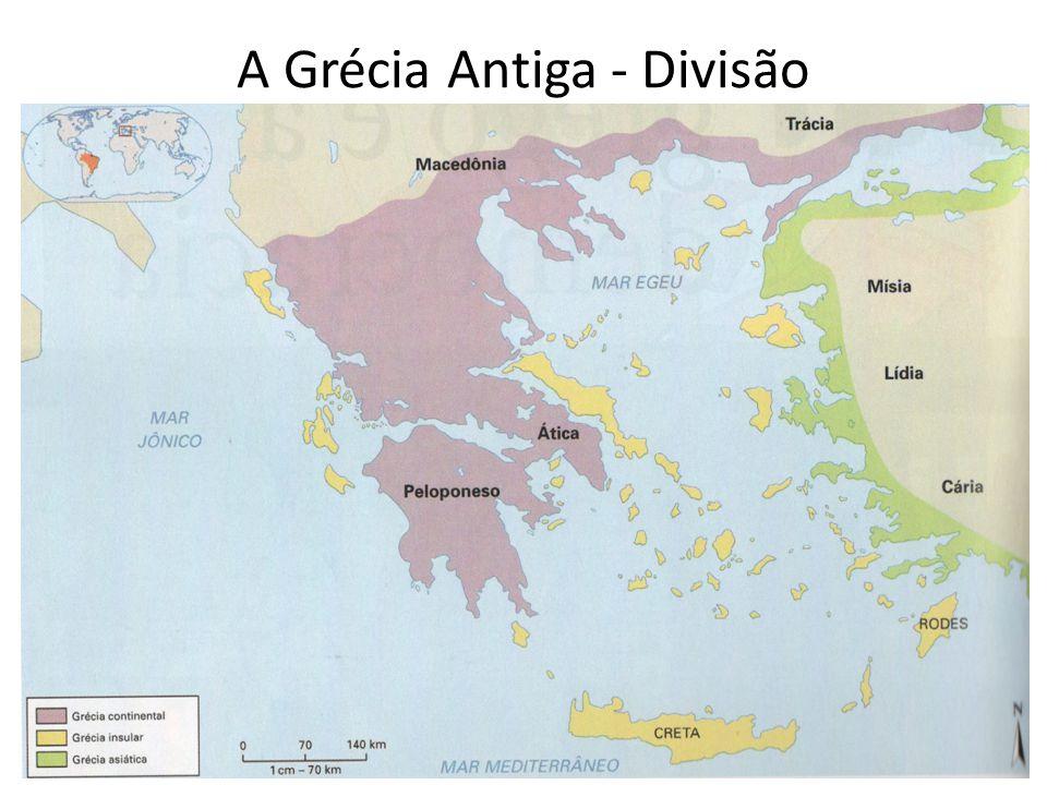 O Escravismo Os gregos tornaram-se escravistas: a imensa maioria dos trabalhos era realizada por escravos.