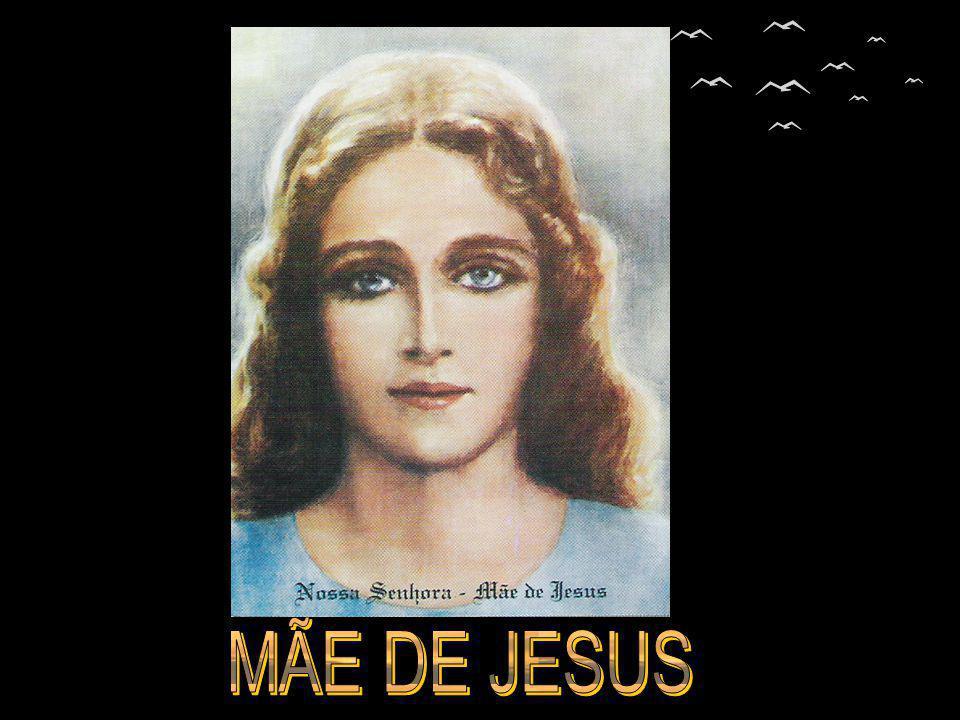 Dos guias e cirineus, De que nos fala a razão, Mãe é a presença de Deus Em forma de coração. Belmiro Braga –C. Xavier