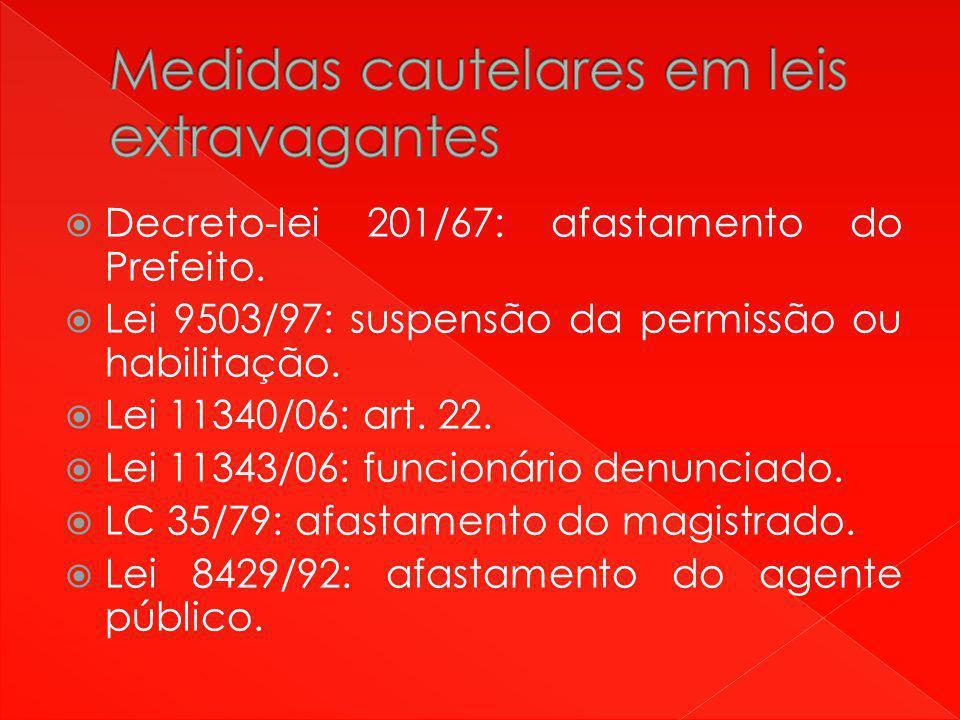  Decreto-lei 201/67: afastamento do Prefeito.