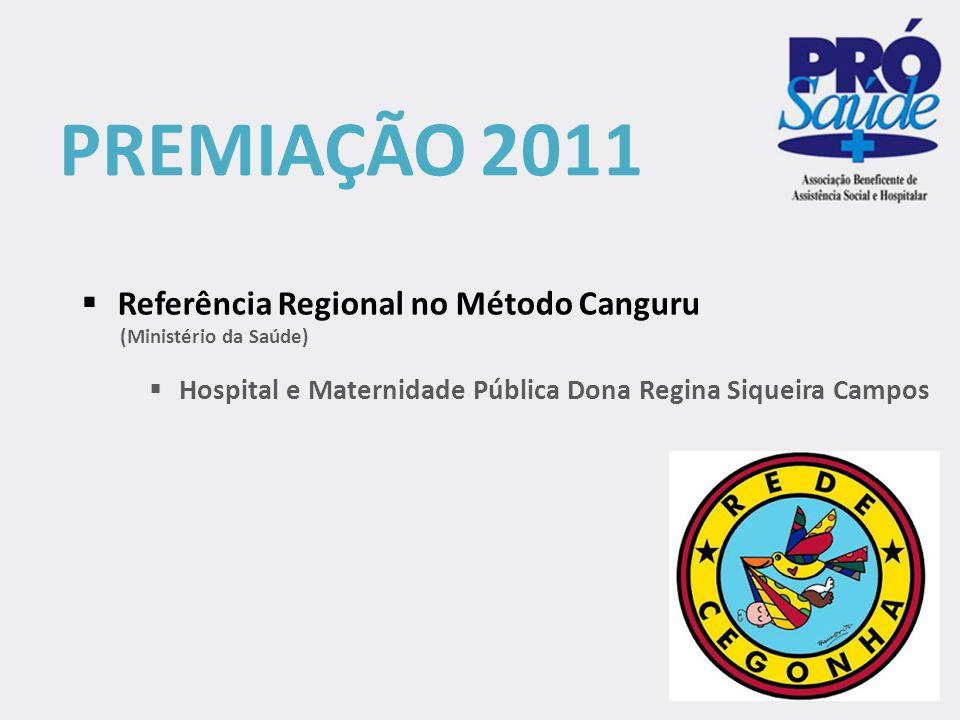 PREMIAÇÃO 2012  Hospitais livres de mercúrio (Mercure Free Health Care)