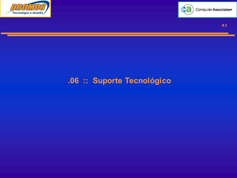 43.06 :: Suporte Tecnológico