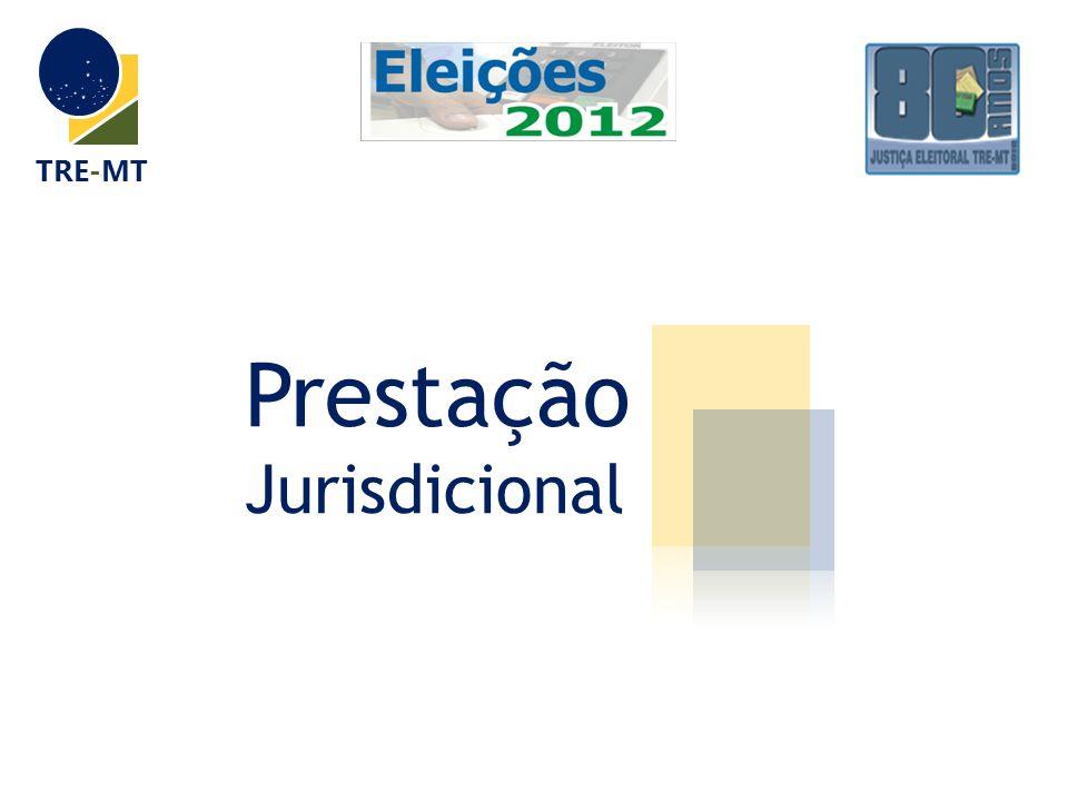 Prestação Jurisdicional TRE-MT