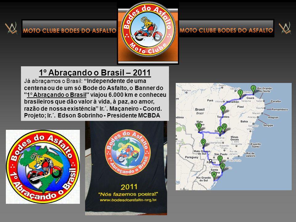 Já lançamos nosso primeiro livro contando algumas de nossas aventuras. www.bodesdoasfalto.org.br