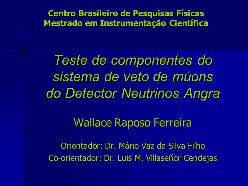 Técnica para medição do ganho do PMT Método estatístico (Vilar, CBPF 2009)
