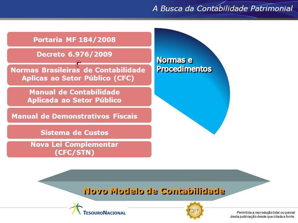 Permitida a reprodução total ou parcial desta publicação desde que citada a fonte. Normas Brasileiras de Contabilidade Aplicas ao Setor Público (CFC)