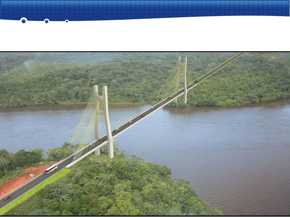 ORÇAMENTO No Orçamento da União para 2009 estão alocados R$ 79,1 milhões de reais para obras rodoviárias e construção de terminal fluvial no estado do Amapá, sendo: R$ 49 milhões de reais para a construção do trecho Ferreira Gomes – Oiapoque.R$ 49 milhões de reais para a construção do trecho Ferreira Gomes – Oiapoque.