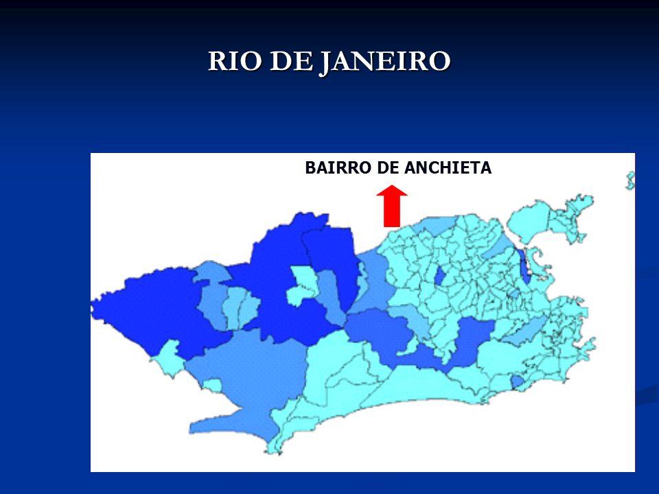 RIO DE JANEIRO BAIRRO DE ANCHIETA