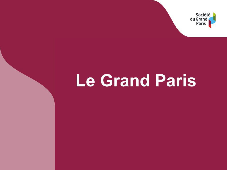 29/09/2011 2 Le Grand Paris