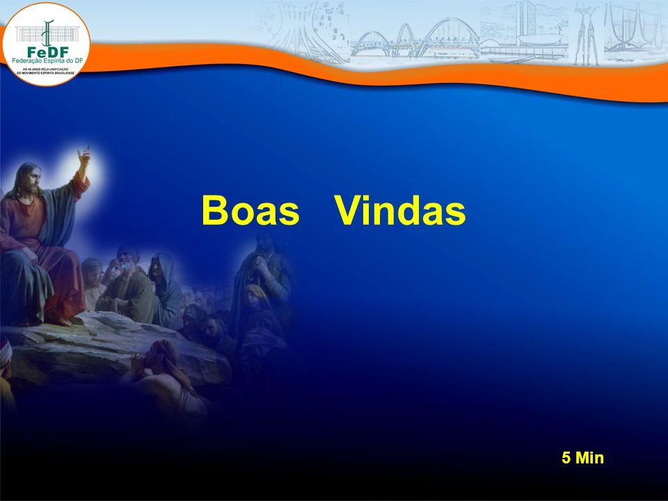 Boas Vindas 5 Min