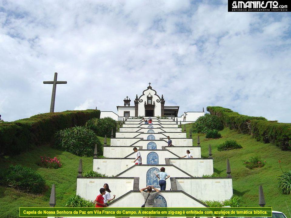 Ilhéu de Vila Franca, situado nas proximidades de Vila Franca do Campo, é uma Reserva Natural, que dista cerca de 1km da costa. Existe transportes reg
