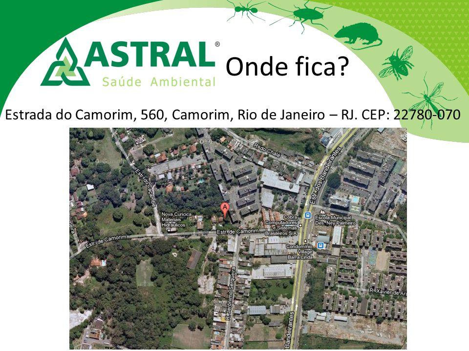 Onde fica? Estrada do Camorim, 560, Camorim, Rio de Janeiro – RJ. CEP: 22780-070