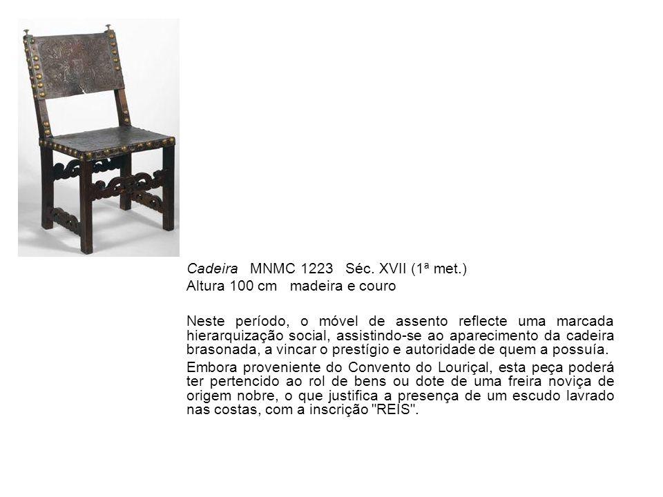 Arca-contador MNMC 1222 Séc.