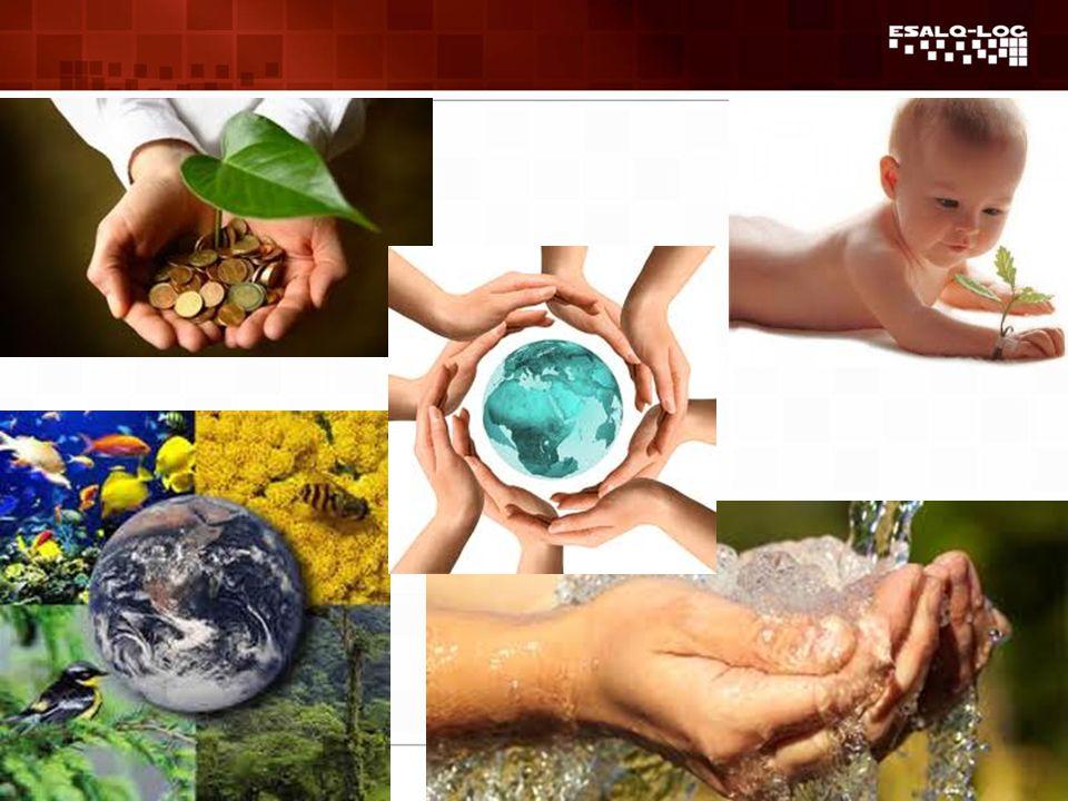 Logística Sustentável Aspectos econômicos Aspectos ambientais Aspectos sociais A sustentabilidade está apoiada num tripé que deve ser considerado simultaneamente: Tripé da Sustentabilidade Crescimento Lucro Produtividade Eficiência Emissões Impactos Resíduos Segurança Satisfação Acidentes