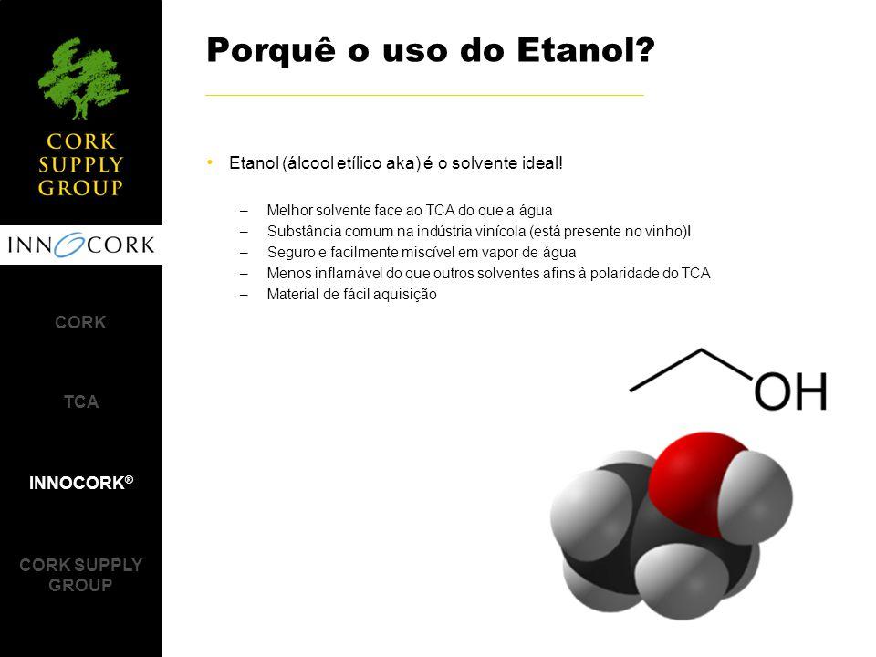 Etanol (álcool etílico aka) é o solvente ideal.