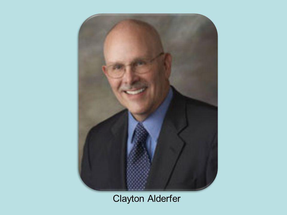 Clayton Alderfer
