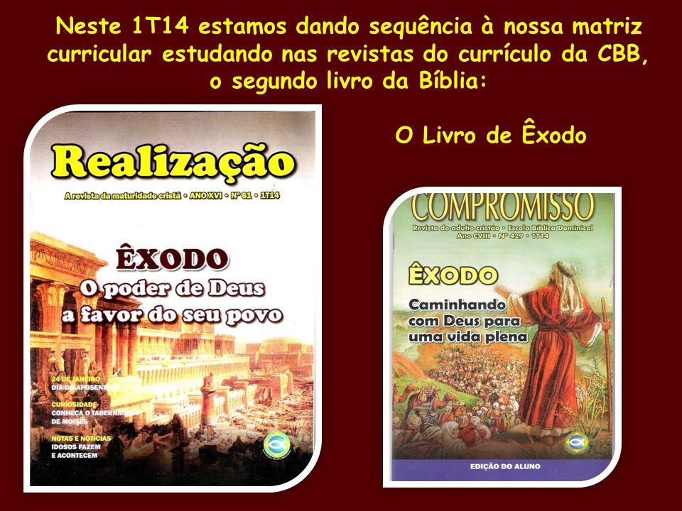 Êxodo 34.10-35 O pacto de Deus.
