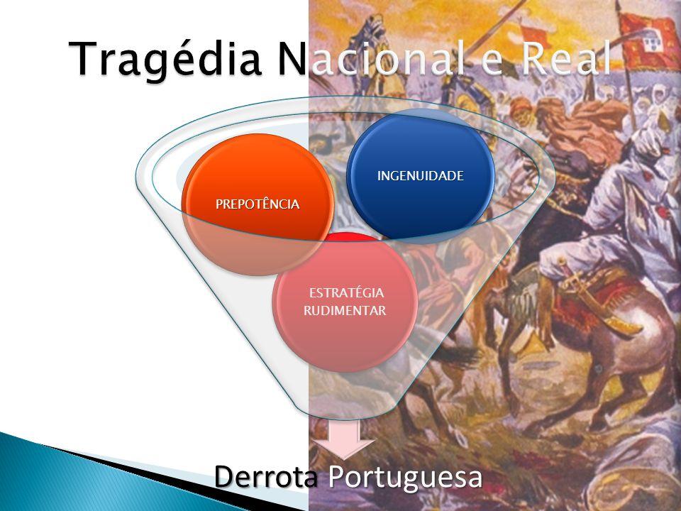 DerrotaPortuguesa Derrota Portuguesa ESTRATÉGIA RUDIMENTAR PREPOTÊNCIA INGENUIDADE