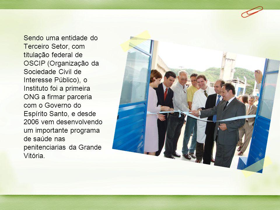 O treinamento e a capacitação da equipe de saúde foram realizados do dia 26 de setembro até o dia 10 de outubro de 2006.